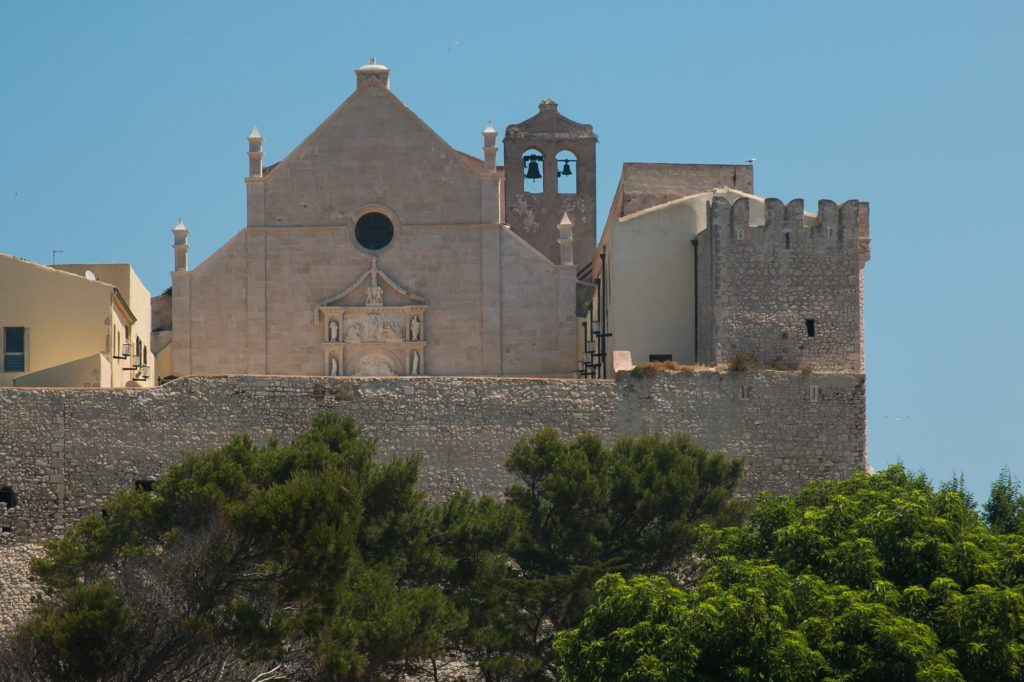 Opactwo Benedyktyńskie św. Marii na San Nicola